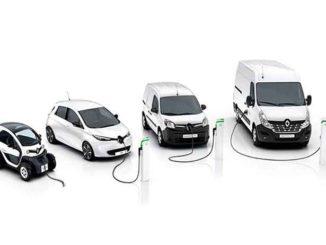 La flotte automobile Renault remplace autolib