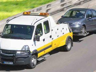 Tarif de dépannage remorquage de voitures
