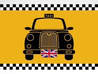 Les taxis de Londres électriques