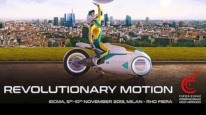 Salon EICMA à Milan du 5 au 10 novembre 2019