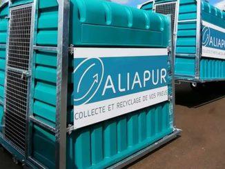 eAZyBox : Aliapur innove dans la collecte des pneus usagés