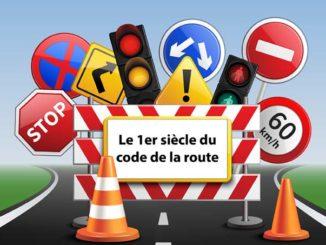 Permis de conduire : Le code de la route fête son premier siècle