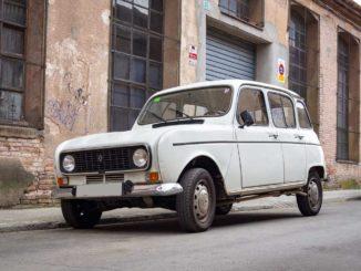 Recyclage de voitures : La nouvelle 4L allie passion et nostalgie